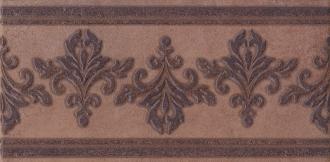 Бордюр Честер коричневый темный STG\B251\3414