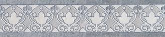 Бордюр Монтаньоне серый лаппатированный HGD\B38\TU0031L