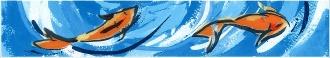 Бордюр Салерно Рыбки NT\A164\15000