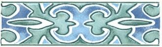 Бордюр Византия A2264/1146