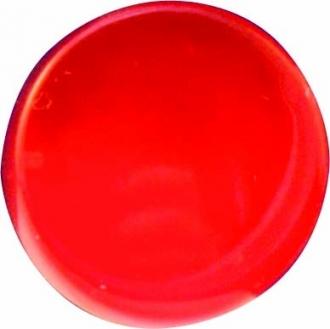 Boton Cristal Rojo