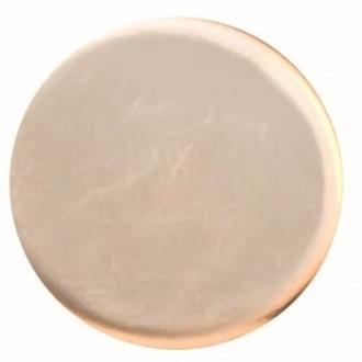 Boton Inox Plata