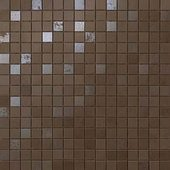 Brown Leather Mosaico Q