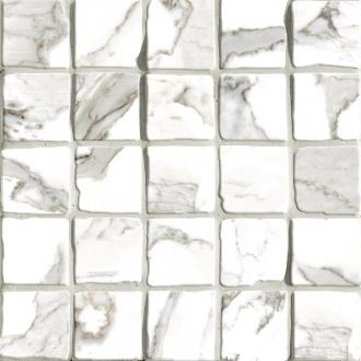 Calacatta Vi. Mosaico 6x6