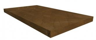 Charme Bronze Angolare Sinistro