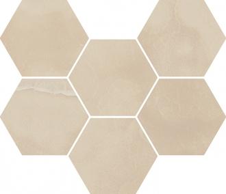 Charme Evo Onyx Mosaico Hexagon