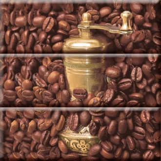 Composition Coffee Beans