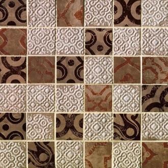 Creta Maiolica Beige Mosaico