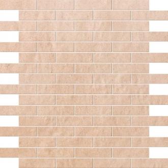 Creta Naturale Brick Mosaico