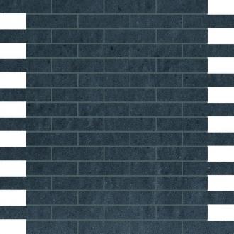Creta Notturno Brick Mosaico