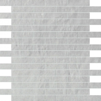 Creta Perla Brick Mosaico