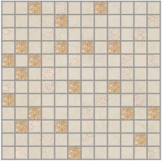Crono Mosaico Marfil