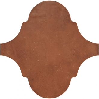Curvytile Cotto Chestnut