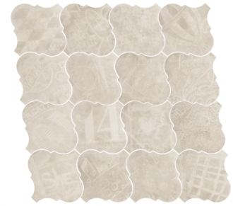 Curvytile Cotto Cinder Chalk