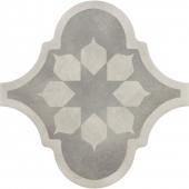 Curvytile Factory Blume Grey