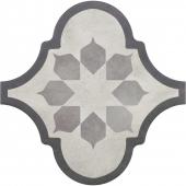 Curvytile Factory Blume White