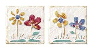 Dec. Fiore Bianco AB