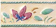 Dec. List. Fiore Giallo/Verde A