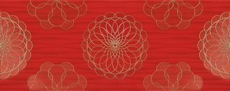 Decor Royal Suite Sunflower Red