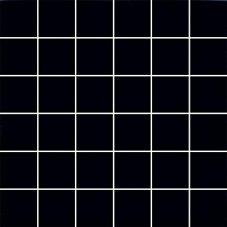 Декор Авеллино чёрный MM5251