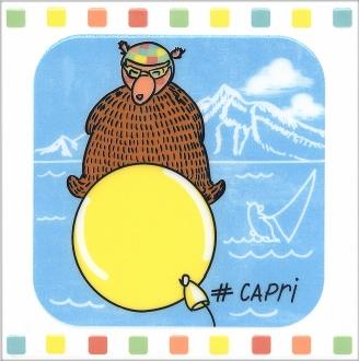 Декор Большое путешествие Capri NT/A142/5009