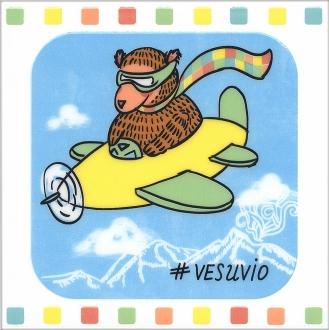 Декор Большое путешествие Vesuvio NT/A143/5009