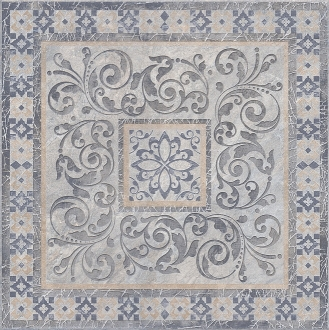 Декор Бромли серый STG/D257/SG1503
