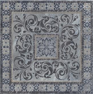 Декор Бромли серый тёмный STG/C257/SG1504
