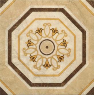 Декор Cassia Rosone Ottagona Lappato