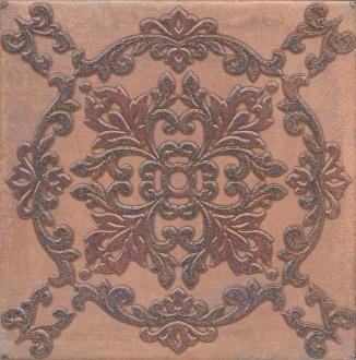 Декор Честер коричневый STG\F248\3418