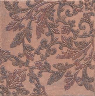 Декор Честер коричневый STG\F249\3418