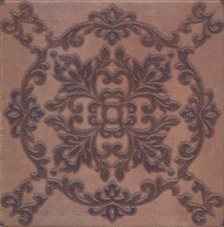 Декор Честер коричневый темный STG\B248\3414