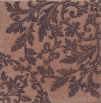 Декор Честер коричневый темный STG\B249\3414