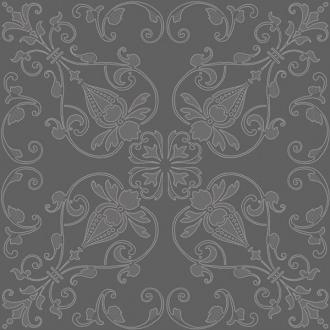 Декор Full Metal Singolo Ricami Alluminio