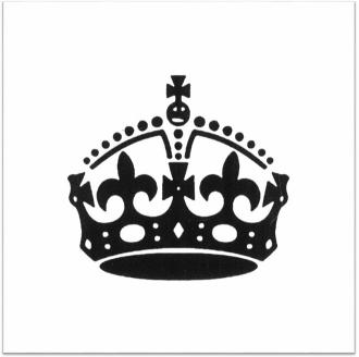 Декор Итон Корона AD/A167/1146T