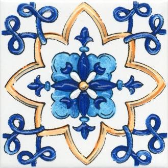 Декор Капри майолика STG\A452\5232