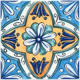 Декор Капри майолика STG\A456\5232