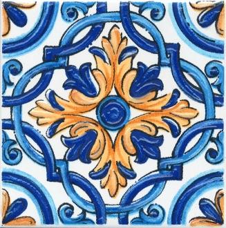 Декор Капри майолика STG\A458\5232