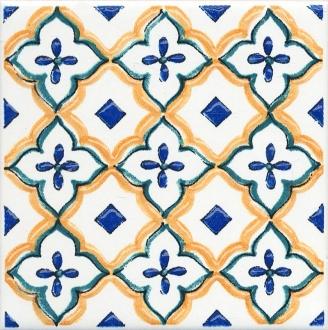Декор Капри майолика STG\A469\5232