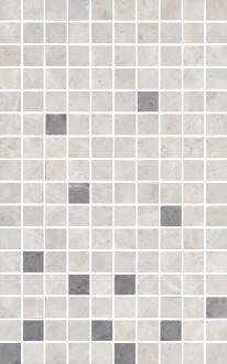 Декор Мармион серый мозаичный MM6268A