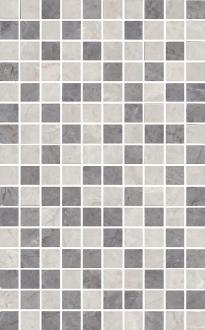 Декор Мармион серый мозаичный MM6268B