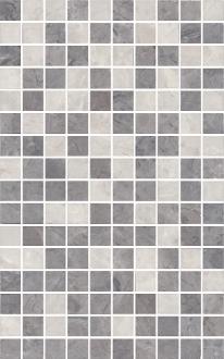 Декор Мармион серый мозаичный MM6268C