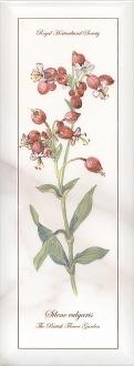Декор Ноттингем Цветы грань NT\A87\15005