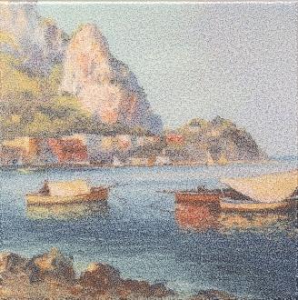 Декор Позитано Лодки STG\A345\5155