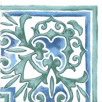 Декор Византия A2257/1146