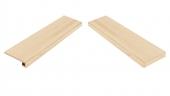 Element Wood Acero Scalino Angolare Destro