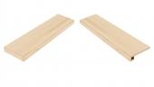 Element Wood Acero Scalino Angolare Sinistro