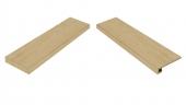 Element Wood Faggio Scalino Angolare Sinistro