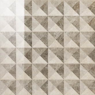 Elite Floor Grey Inserto Illusion
