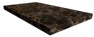 Elite Floor Luxury Dark Left